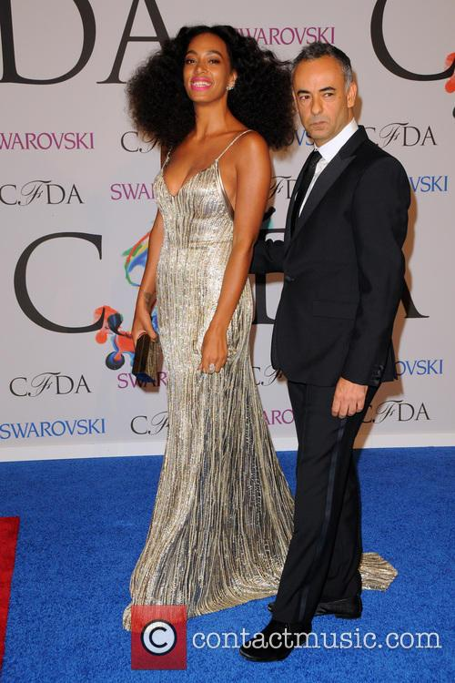 Solange Knowles and Francisco Costa 3