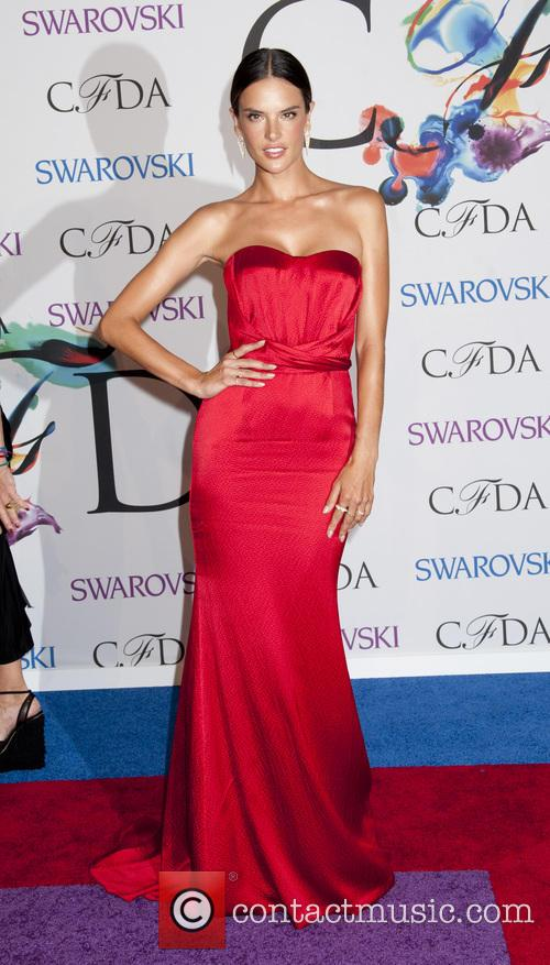 alessandra ambrosio 2014 cfda fashion awards  4228660
