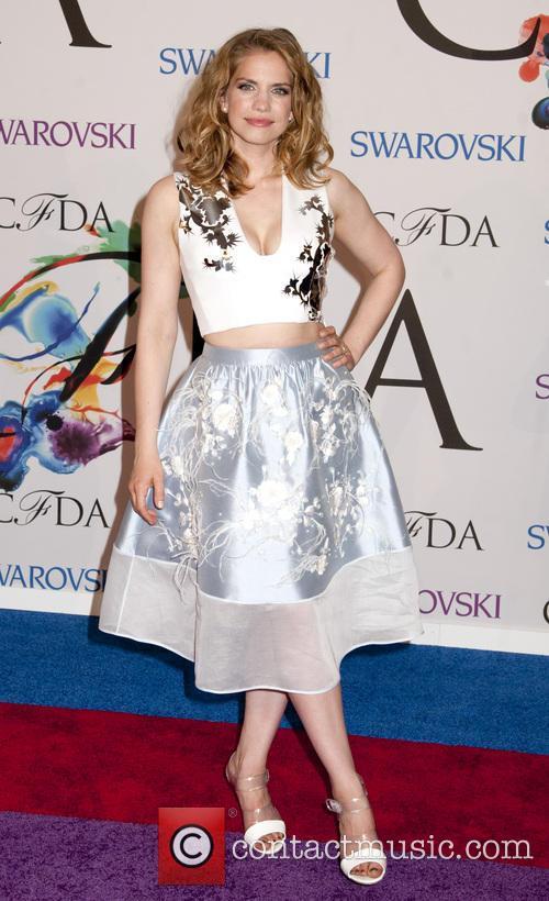 anna chlumsky 2014 cfda fashion awards  4228661