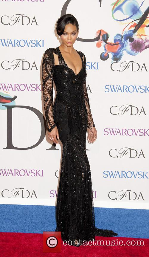 Chanel Iman, Alice Tully Hall, Lincoln Center
