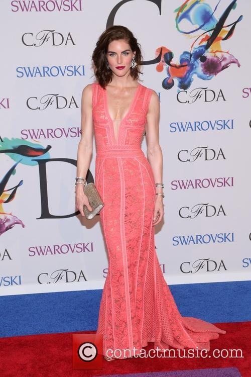 hilary rhoda 2014 cfda fashion awards  4227184