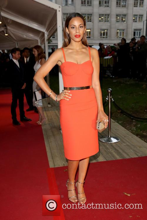 Rochelle Wiseman, Rochelle Humes, Berkeley Square Gardens