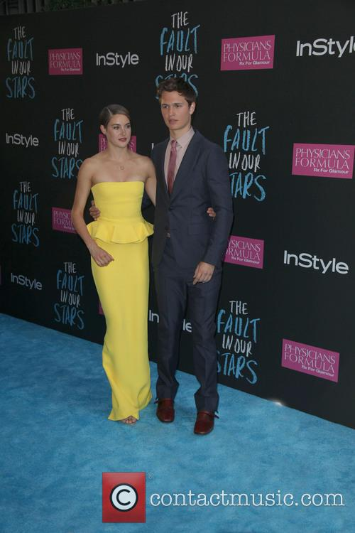 Shailene Woodley and Ansel Elgort 6