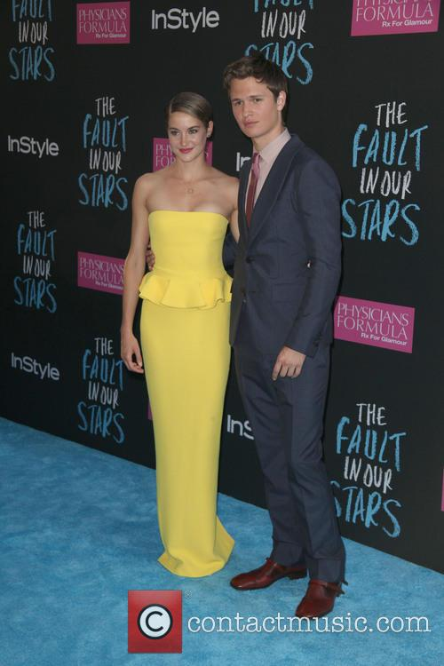 Shailene Woodley and Ansel Elgort 9
