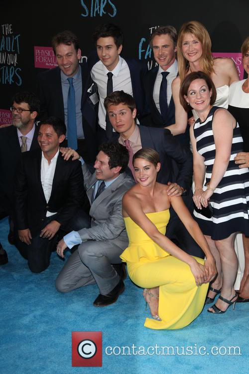 The Fault In Our Stars Cast