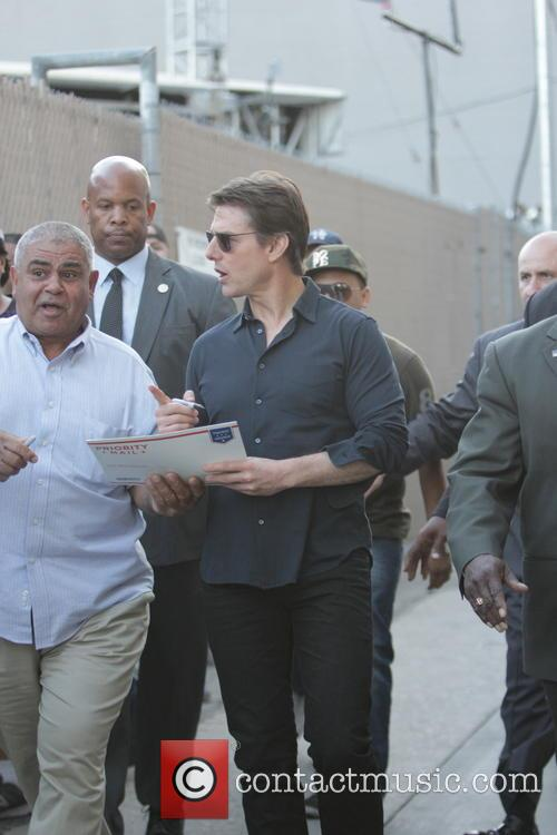 Tom Cruise, Yehia Mohamed