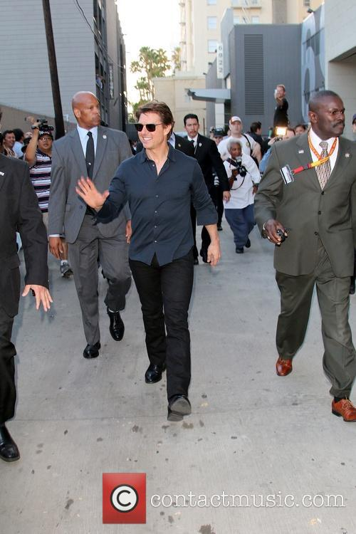 tom cruise tom cruise arriving for the 4229345