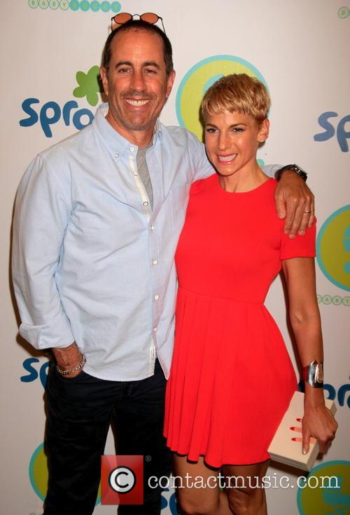 Jerry Seinfeld and Jessica Seinfeld 2