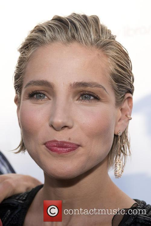 Elsa Pataky Presents Her New Book 'Intensidad Max'