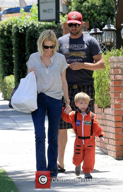 January Jones and Xander Jones 6