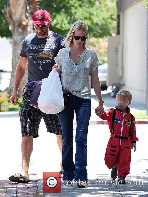 January Jones and Xander Jones 11