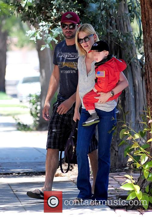 January Jones and Xander Jones 13