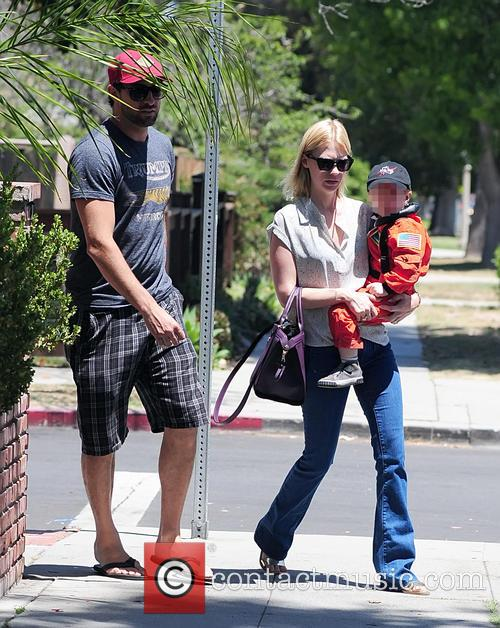 January Jones and Xander Jones 22