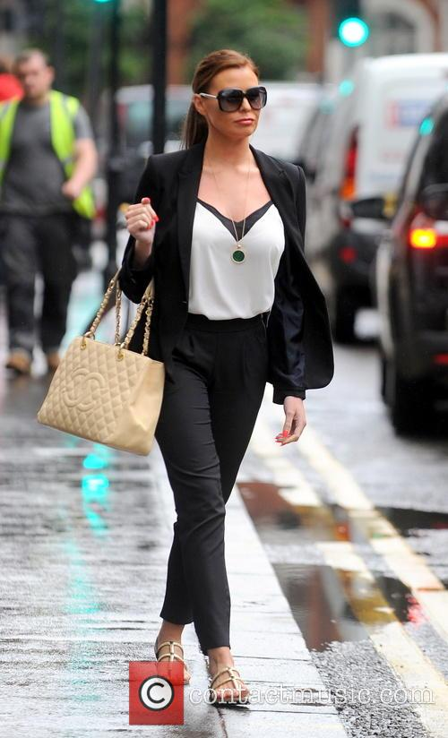 Jessica Wright goes to Tracie Giles in Knightsbridge...
