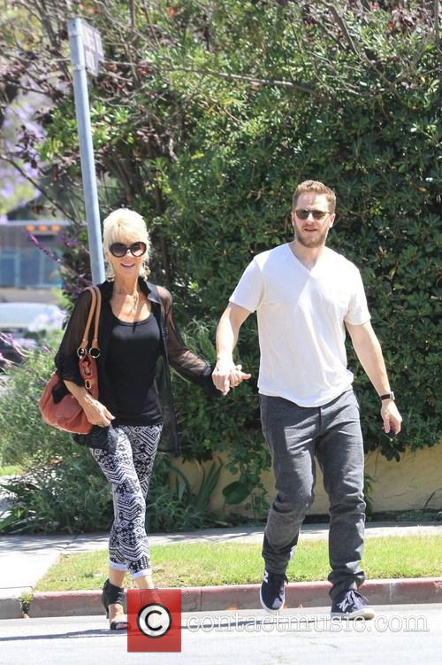 Josh Dallas Out And About