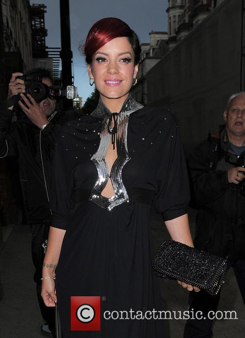 lily allen lily allen at the other 4230014