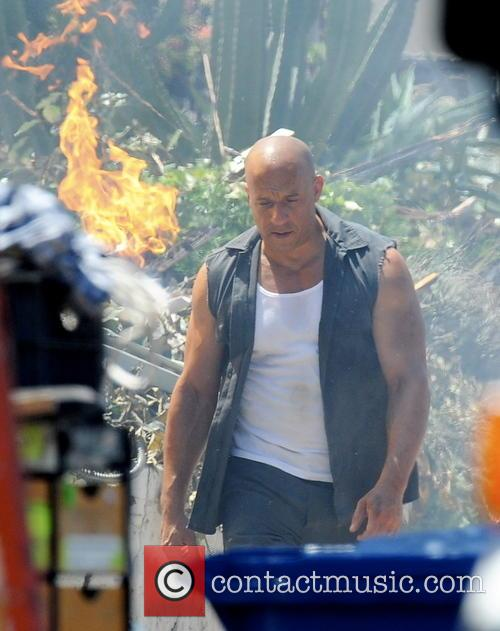 Vin Diesel 8