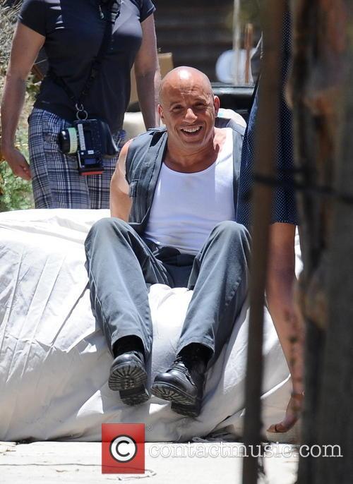 Vin Diesel 25