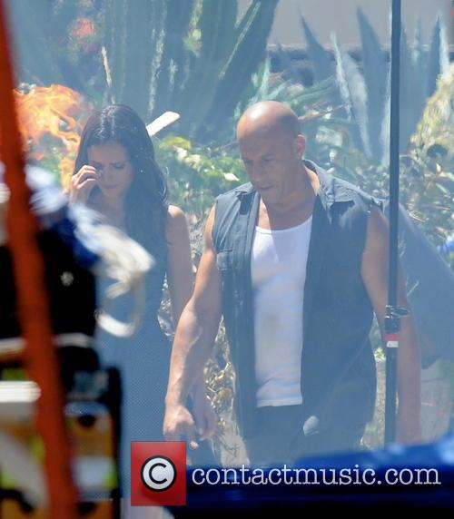 Vin Diesel and Jordana Brewster 3