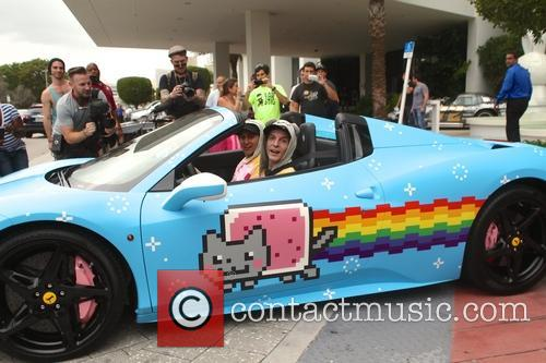 Deadmau5 and Tory Belleci 3