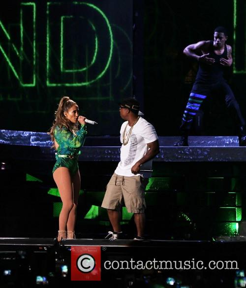 Jennifer Lopez and Ja Rule 11