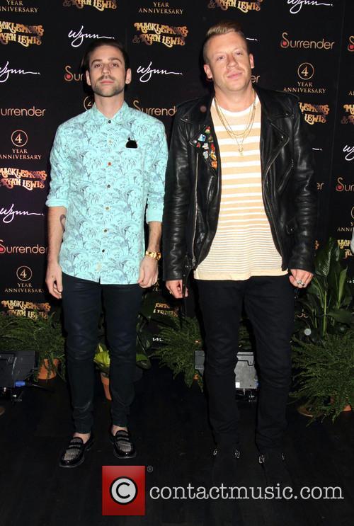 Ryan Lewis and Macklemore 1