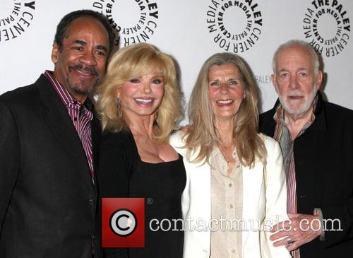 Tim Reid, Loni Anderson, Jan Smithers and Howard Hesseman
