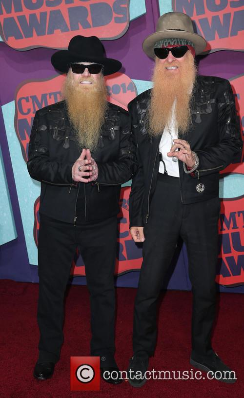 Dusty Hill and Billy Gibbons 3