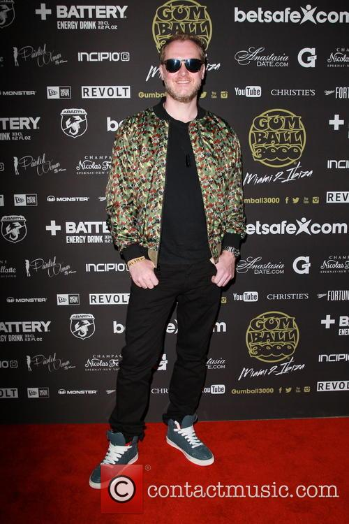 2014 Gumball 3000 launch party - Arrivals