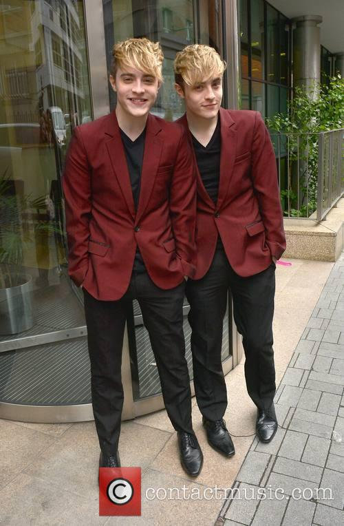 Jedward, John Grimes and Edward Grimes 1