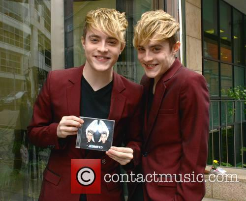 Jedward, John Grimes and Edward Grimes 4