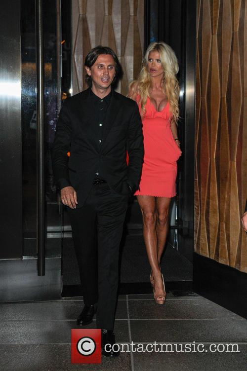 Johnathan Cheban and Victoria Silvstedt 2