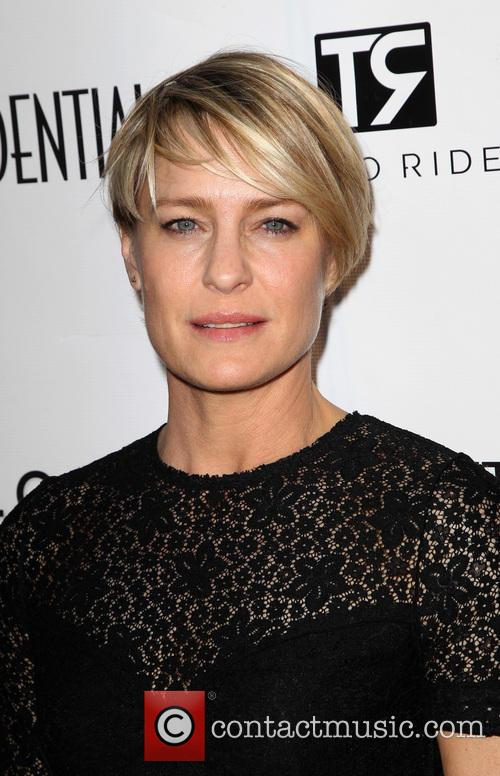 Robin Wright, SIXTY Beverly Hills