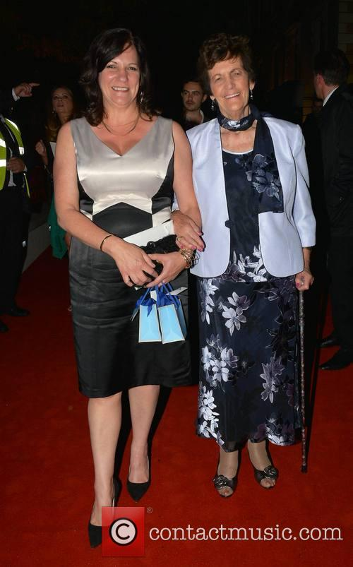 Jane Libberton and Philomena Lee