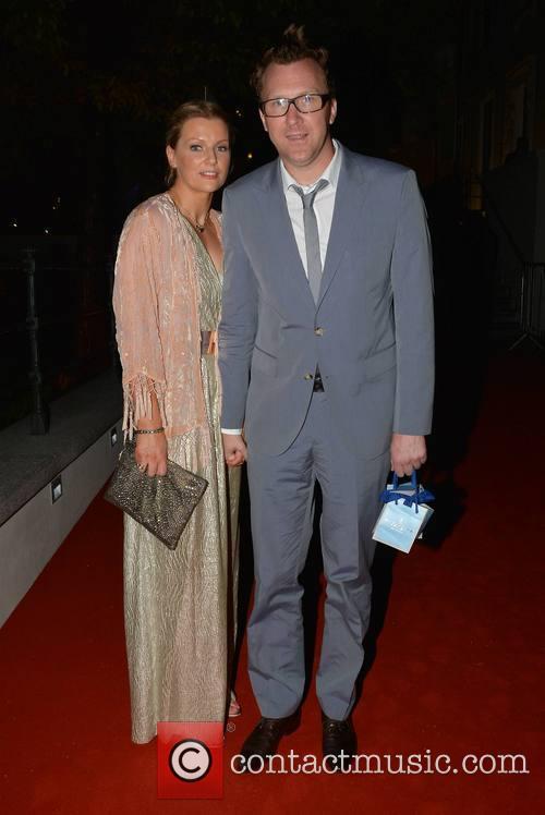 Jason Byrne and Brenda Byrne