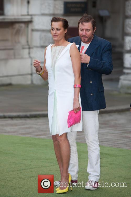 Yasmin Le Bon and Simon Le Bon 5