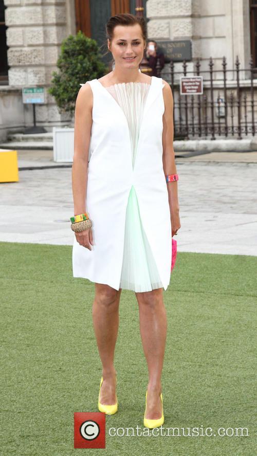 Yasmin Le Bon, Royal Academy, Piccadilly