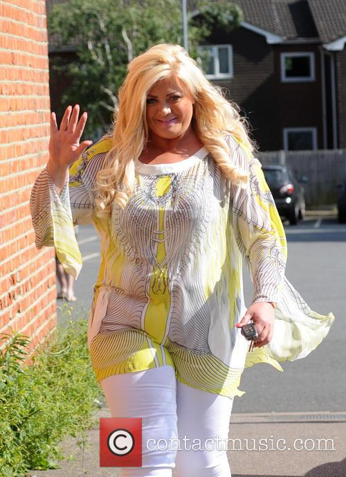 Gemma Collins pictured in Essex