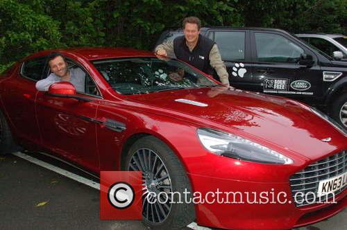 Champion British Driver iDarren Turner is 'Born Free'...