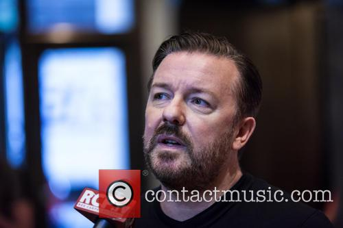 Ricky Gervais, Manhattan, Paley Center for Media