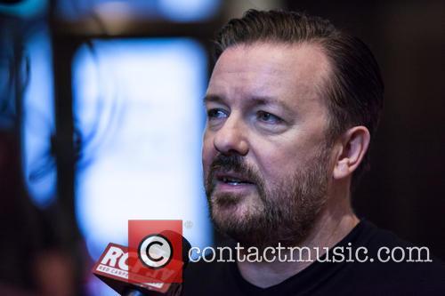 Ricky Gervais, Manhattan, Paley Center for Media