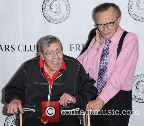 Jerry Lewis and Larry King 2