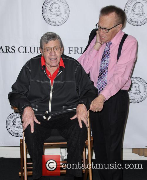Jerry Lewis and Larry King 3