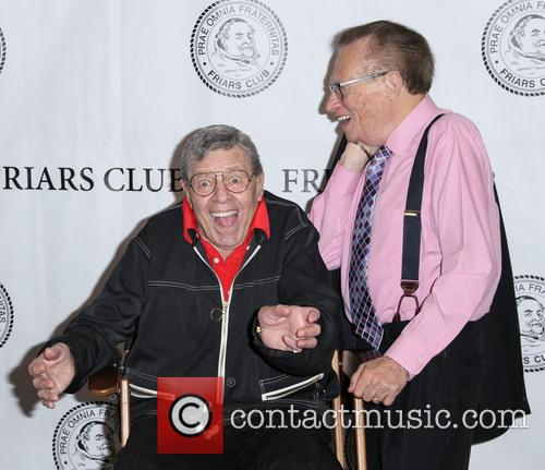 Jerry Lewis and Larry King 5
