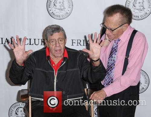 jerry lewis larry king jerry lewis attends the 4231924