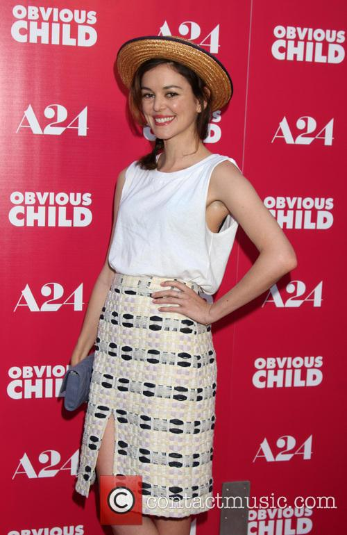 Special screening of 'Obvious Child' - Arrivals