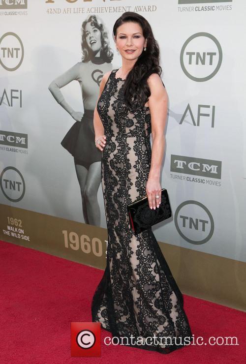 Catherine Zeta-Jones, The Dolby Theatre