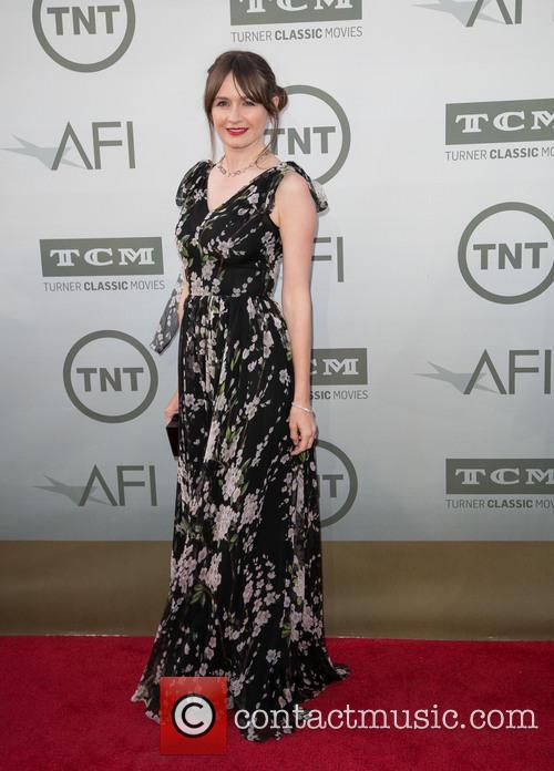 Emily Mortimer, The Dolby Theatre