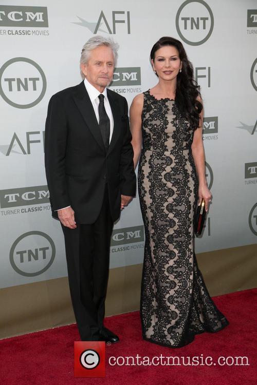 Michael Douglas and Catherine Zeta-Jones 12