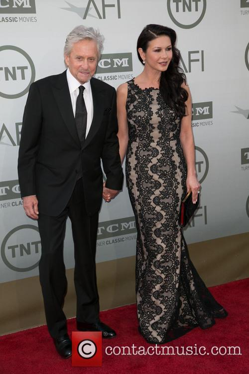 Michael Douglas and Catherine Zeta-Jones 13